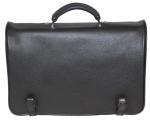Cartable en cuir, pour ordinateur portable Maroquinerie Tergan